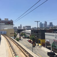 Photo taken at Metro Gold Line - Chinatown Station by Andrew R. on 7/10/2016