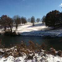 Photo taken at Cherokee Park by Andrew R. on 11/18/2014