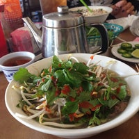 Photo taken at Pho One by Linda H. on 10/22/2013