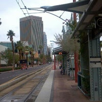 Photo taken at Encanto/Central Ave METRO by Valö B. on 12/15/2012
