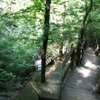 Photo taken at Raven Rock State Park by Michelle C. on 8/25/2013