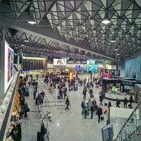 Photo taken at Terminal 1 by Julian W. on 2/3/2016