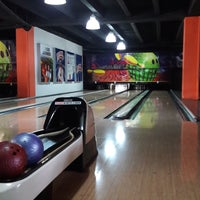 Photo taken at Strike Bowling Center by Eduardo on 8/19/2016