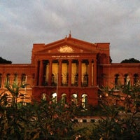 Photo taken at The High Court of Karnataka by Aditya D. on 9/22/2013