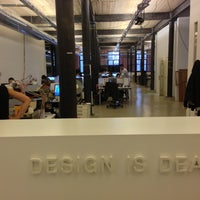 Photo taken at Design Is Dead by Brice L. on 10/4/2012