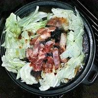 Photo taken at Gerai Makanan Japanese BBQ by DEREKSAN ™. on 5/1/2013