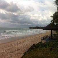 Photo taken at Praia do Borete by Igor F. on 11/23/2013