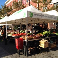 Photo taken at Grove Street Farmers' Market by Andrea L. on 10/21/2013
