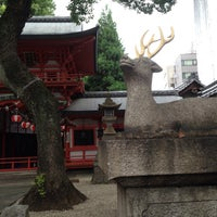 Photo taken at 春日神社 by かわ さ. on 7/22/2016