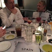 Photo taken at Spain Restaurant by Julia M. on 6/12/2016