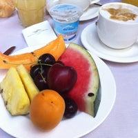 Photo taken at Laguna Palace Hotel by Teresa R. on 6/8/2014