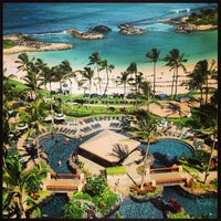 Photo taken at Marriott's Ko Olina Beach Club by Tsuyoshi N. on 6/6/2013