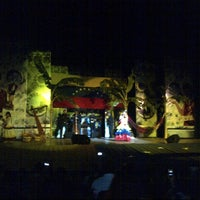 Photo taken at Teatro Luis Mariano Rivera by Daniel B. on 12/10/2012
