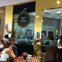 Photo taken at Passion du Chocolat by Wanderson  P. on 10/28/2012
