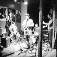 Photo taken at Thelonious, Lugar de Jazz by Macarena M. on 4/5/2013
