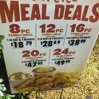 Photo taken at Popeyes Chicken and Biscuits by Amy M. on 11/3/2015
