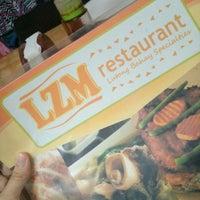 Photo taken at LZM Restaurant by Carol L. on 7/28/2015