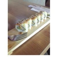 Photo taken at Sushi Tai by Ileana L. on 2/20/2016