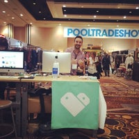 pool trade show clothing store in las vegas