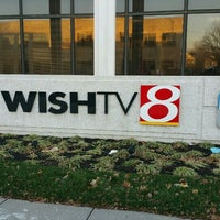 Photo taken at WISH-TV by Nicholas H. on 12/22/2015