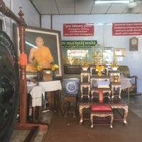 Photo taken at Wat Krok Krak by LingLing Z. on 7/17/2016