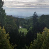 Photo taken at Falkenstein Grand Kempinski Hotel by Michael S. on 9/25/2015