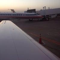 Photo taken at Gate B12 by Daryl M. on 4/28/2014