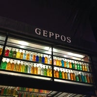 Photo taken at Geppos Restaurante by Odival L. on 1/3/2013