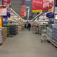 Photo taken at METRO Cash & Carry by Владимир К. on 11/18/2012