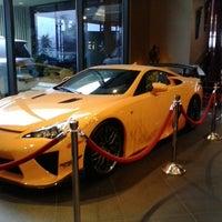 Photo taken at McGrath Lexus of Westmont by Jeron J. B. on 3/18/2013