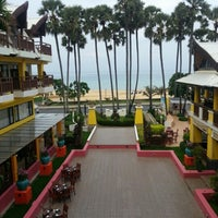 Photo taken at Woraburi Phuket Resort And Spa by Siratcha-Phatty C. on 10/23/2012