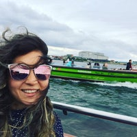 Photo taken at Canal Tours Copenhagen by Gizem Y. on 6/13/2016
