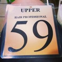 Photo taken at Upper Hair Professional (อัพเพอร์) by DrinkerMan N. on 4/27/2014