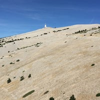 Photo taken at Mont Ventoux by Gilles C. on 8/12/2016