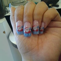 Photo taken at L' Amour Nails by Babie 2. on 12/5/2012