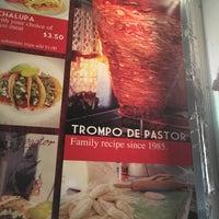 Photo taken at Al Pastor Taco Truck by Rissa K. on 2/6/2016
