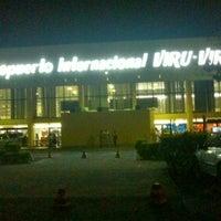 Photo taken at Viru Viru International Airport (VVI) by demo a. on 11/29/2011