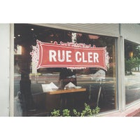 Photo taken at Rue Cler Restaurant and Bakery Cafe by Chelsea C. on 8/10/2013