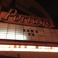 Photo taken at Portage Theater by Jay H. on 2/24/2013