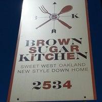Photo taken at Brown Sugar Kitchen by Raven J. on 3/16/2013