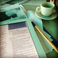 Photo taken at Fran's Café by Rafael N. on 11/29/2013