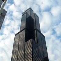 Photo taken at Willis Tower by Yoonsok Floyd M. on 2/8/2013