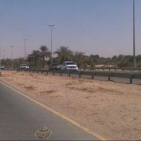 Photo taken at Al Khawaneej Road شارع الخوانيج by ItsMβŚ ♚. on 10/5/2012