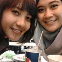 Photo taken at KFC by putri c. on 9/25/2012