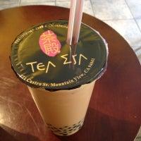 Photo taken at Tea Era 茶殿 by Karla on 10/21/2012