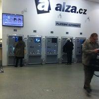 Photo taken at Alza.cz by Vladimir S. on 10/23/2012