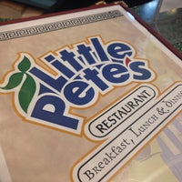 Photo taken at Little Pete's by Geoffrey V. on 9/2/2013
