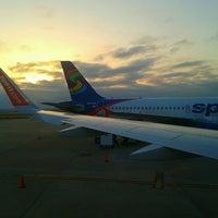 Photo taken at Terminal E by James W. on 4/24/2013