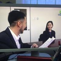 Photo taken at Capital TV by Tuan Saddam J. on 9/12/2015