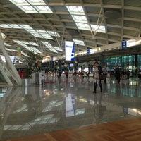 Photo taken at İzmir Adnan Menderes Airport (ADB) by Melis G. on 11/30/2015
